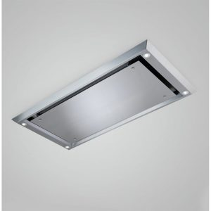 Air Uno SLIMLINE CLASSIC SS STAINLESS STEEL 90cm Slimline Ceiling Hood – STAINLESS STEEL