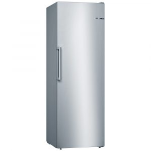 Bosch GSN33VL3P 60cm Serie 4 Freestanding Frost Free Freezer – SILVER