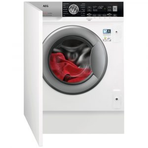 AEG L7WC8632BI 8kg Fully Integrated Washer Dryer