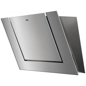 AEG DVB4850M 80cm Angled Chimney Hood – STAINLESS STEEL