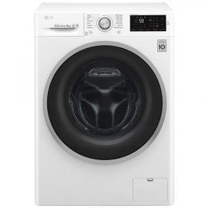 LG F4J6TN1W 8kg Direct Drive Washing Machine 1400rpm – WHITE