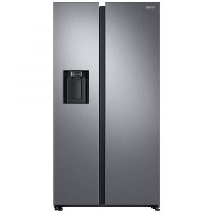 Samsung RS68N8340S9 American Style Fridge Freezer With Non Plumbed Ice & Water – STAINLESS STEEL