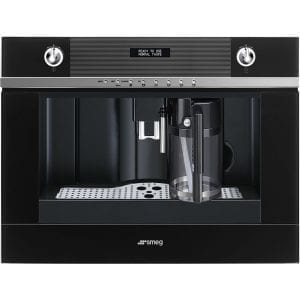 Smeg CMS4101N Linea Fully Automatic Built In Coffee Machine – BLACK