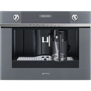 Smeg CMS4101S Linea Fully Automatic Built In Coffee Machine – SILVER