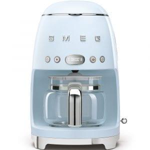 Smeg DCF01PBUK Freestanding Retro Drip Coffee Machine – PASTEL BLUE