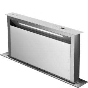 Smeg KDD90VXBE 88cm Downdraft Extractor – WHITE