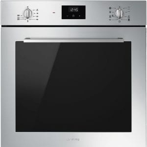 Smeg SF6400TVX Cucina Multifunction Single Oven – STAINLESS STEEL