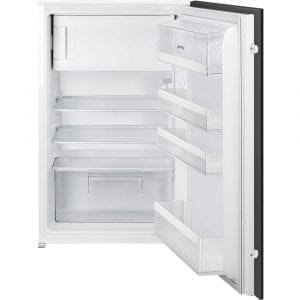 Smeg UKS3C090P1 88cm Integrated In Column Fridge With Ice Box