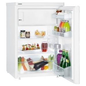 Liebherr T1504 55cm Freestanding Undercounter Fridge With Ice Box – WHITE