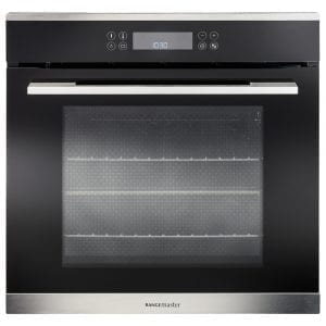 Rangemaster RMB60TZBL/SS Built In Multifunction Twin Zone Single Oven – STAINLESS STEEL