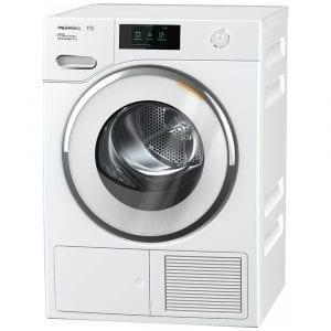 Miele TWR860WP 9kg T1 Heat Pump Condenser Dryer – WHITE