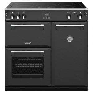Stoves RICHMOND DX S900EICBANT Richmond 900mm Induction Range Cooker – ANTHRACITE
