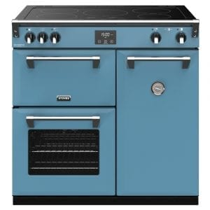 Stoves RICHMOND DX S900EICBDAB Richmond 900mm Induction Range Cooker – BLUE