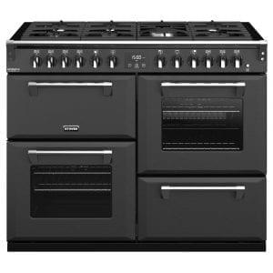 Stoves RICHMOND DX S1100DFCBANT Richmond 1100mm Dual Fuel Cooker – ANTHRACITE