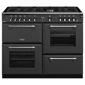 Stoves RICHMOND DX S1100GCBANT Stoves Richmond 1100mm Gas Range – ANTHRACITE