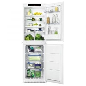 Zanussi ZBB27650SV 178cm Integrated 50/50 Frost Free Fridge Freezer