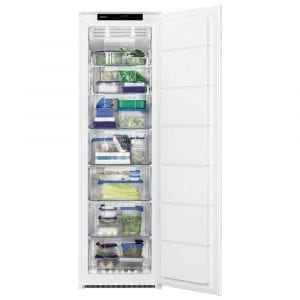 Zanussi ZBF22451SV 178cm Integrated In Column Frost Free Freezer
