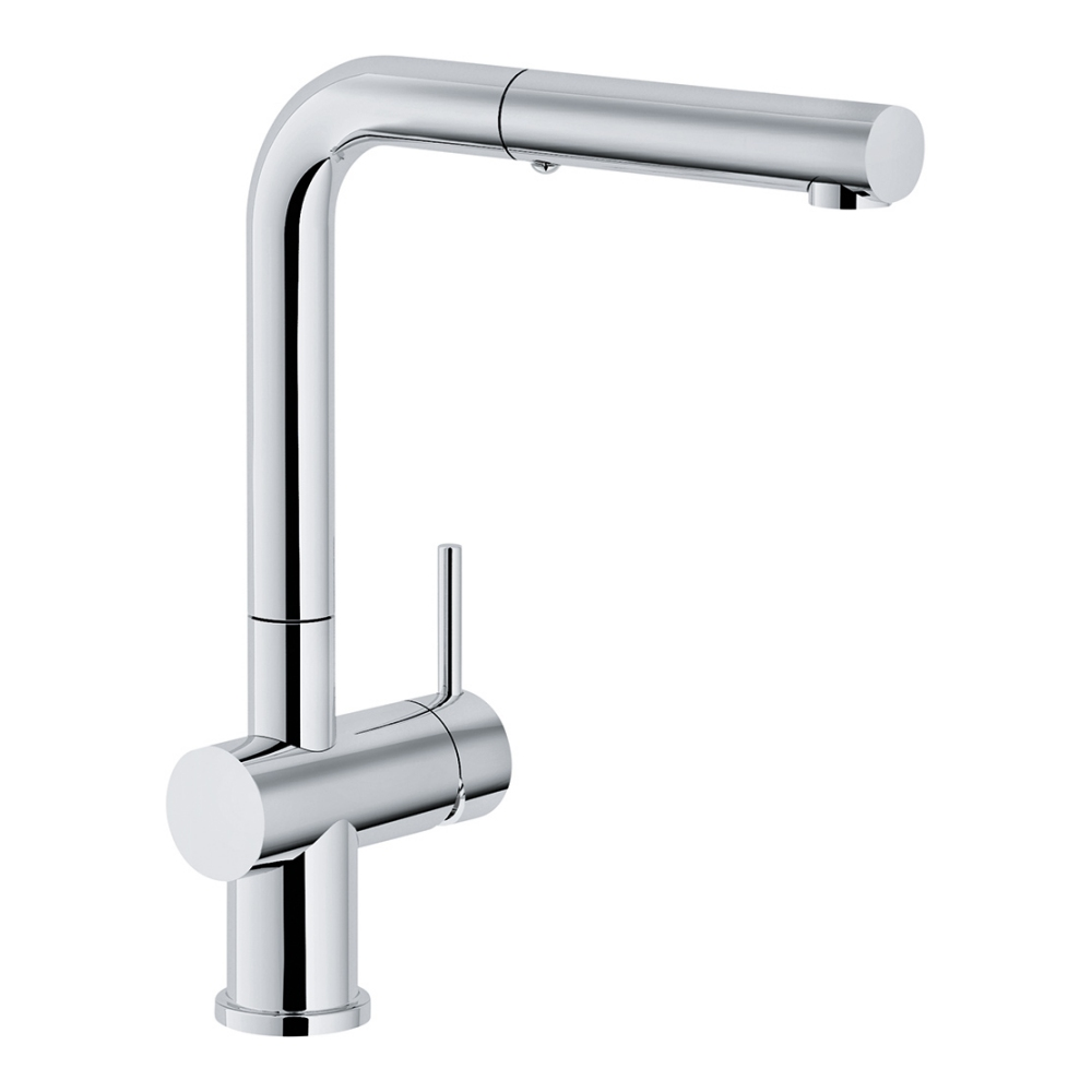 Image of Franke ACTIVE PLUS PULL-OUT SPRAY CH Active Plus Pull-Out Spray Tap - CHROME