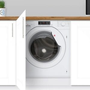 Hoover HBWM915D80 9kg Fully Integrated Washing Machine 1500rpm