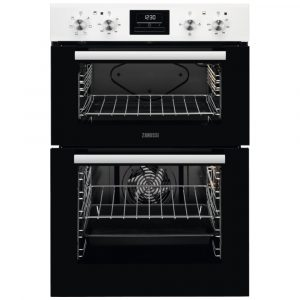 Zanussi ZOD35661WK Built In Multifunction Double Oven – WHITE