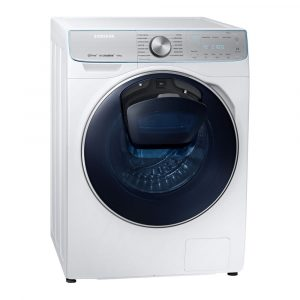 Samsung WW90M761NOR 9kg QuickDrive WW7800 Smart Washing Machine with Hygiene Steam, 1600rpm – WHITE