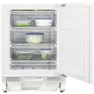 Zanussi ZQF11431DV Integrated Built Under Freezer
