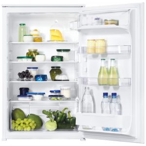 Zanussi ZBA15021SV 88cm Integrated In Column Larder Fridge