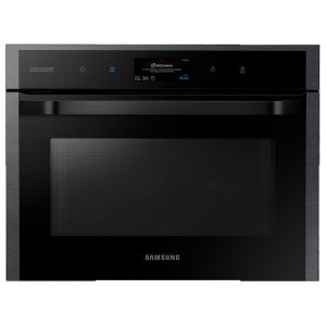 Samsung NQ50N9530BM Built In Chef Collection Combi Microwave For Tall Housing – BLACK