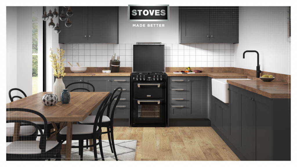 Compact kitchens: 60cm freestanding cookers from Stoves