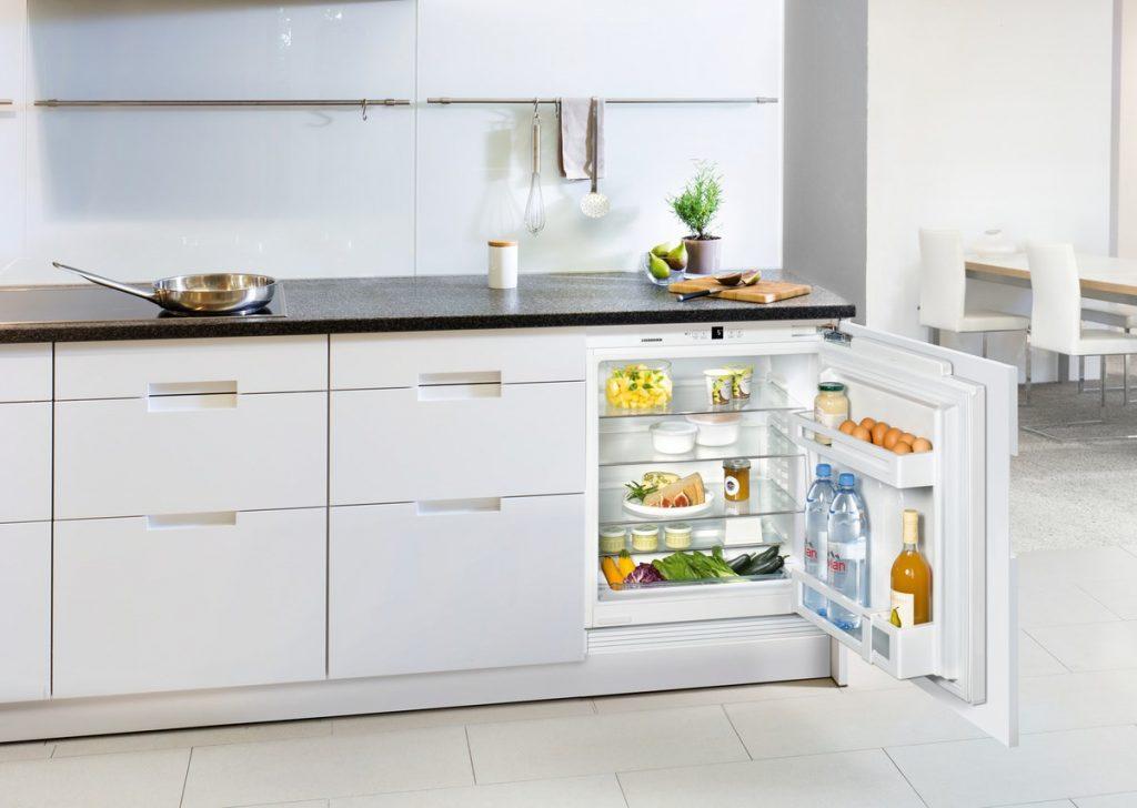 Compact kitchens: UIK1510 Liebherr under counter refrigeration