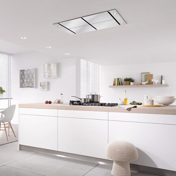 Compact kitchens: Extraction