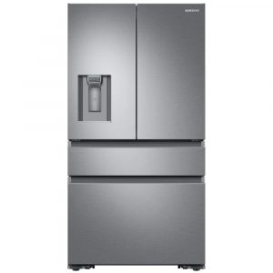 Samsung RF23M8080SR French Style 4 Door Fridge Freezer Ice & Water – STAINLESS STEEL