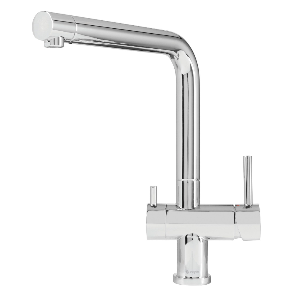 Image of Caple ATMPUR/CH Atmore Puriti 2 Lever Filter Tap - CHROME
