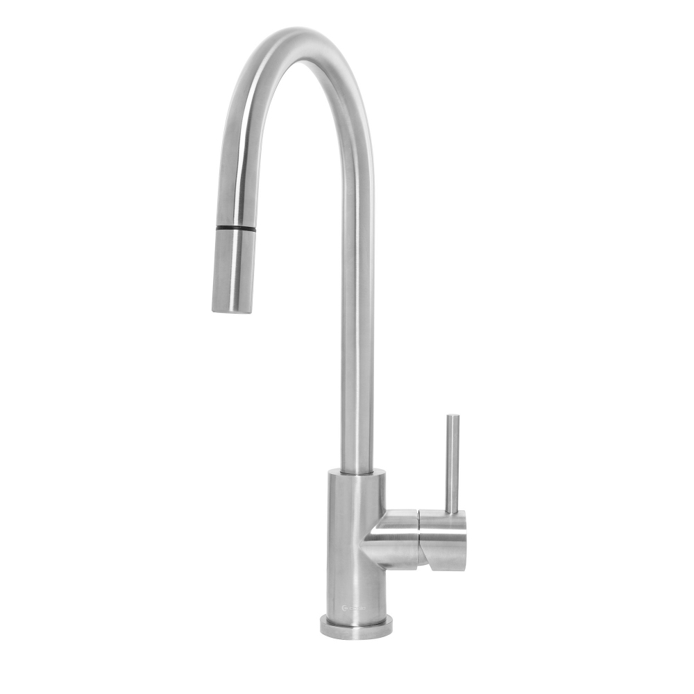 Image of Caple ASPS2/SS Aspen Single Lever Pull-Out Hose Tap - STAINLESS STEEL