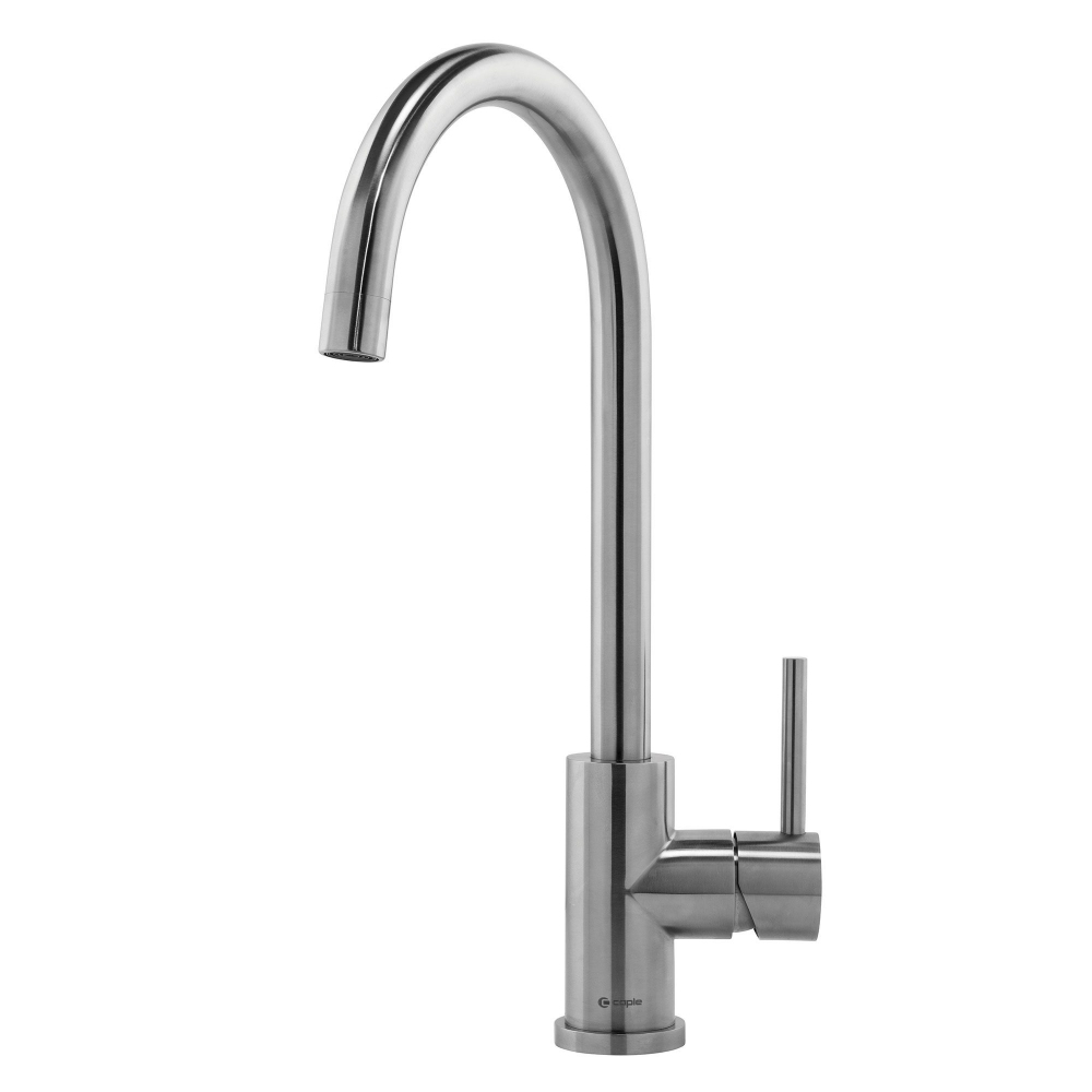 Image of Caple ASP2/SS Aspen Single Lever Tap - STAINLESS STEEL