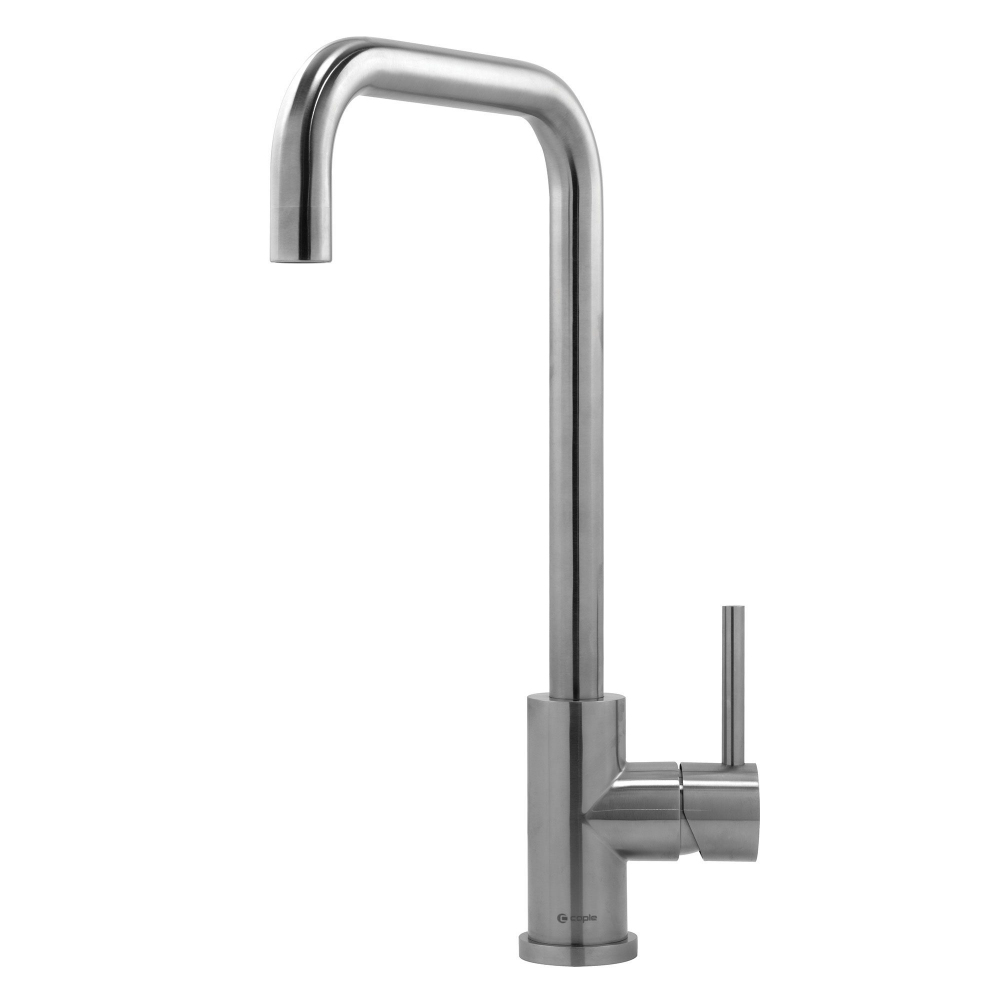 Image of Caple ASPQ2/SS Aspen Quad Single Lever Tap - STAINLESS STEEL