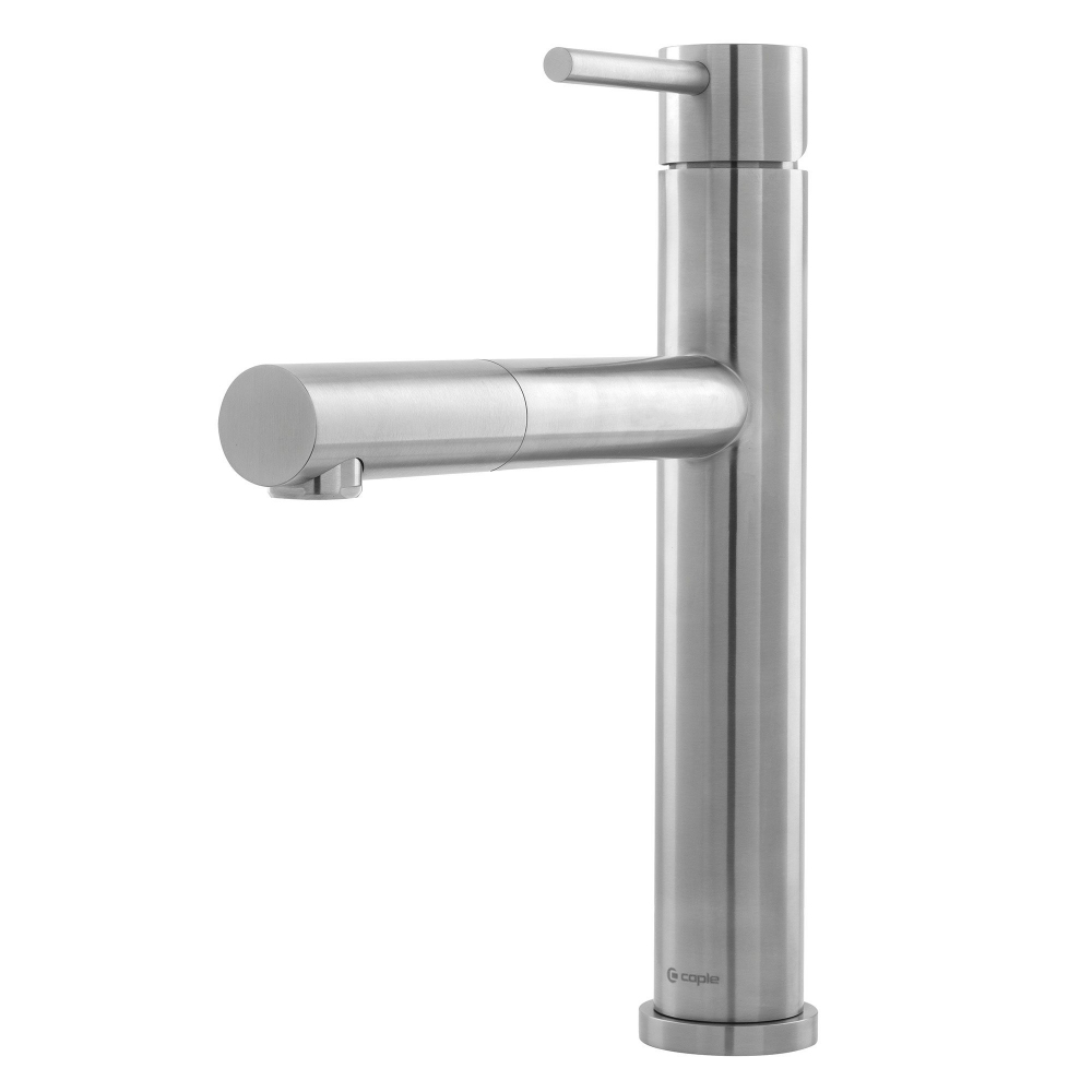 Image of Caple ATLP/SS Atlanta Single Lever Pull-Out Hose Tap - STAINLESS STEEL