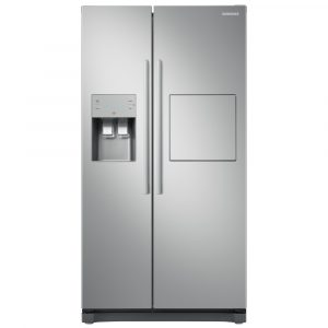 LG GML936NSHV Four Door American Fridge Freezer With Ice & Water – STAINLESS STEEL