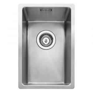 Caple MODE025 Mode 25 Single Bowl Sink – STAINLESS STEEL