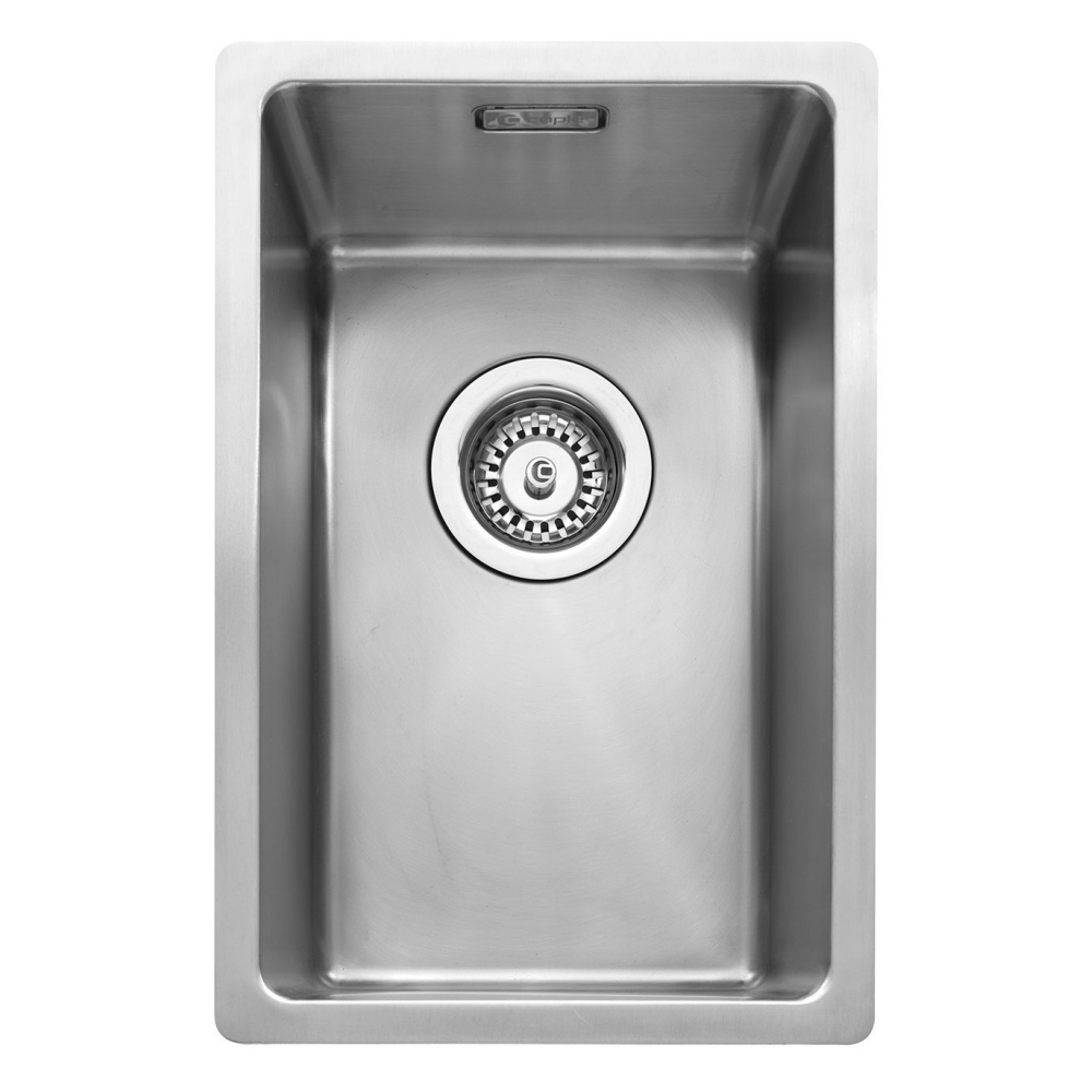 Image of Caple MODE025 Mode 25 Single Bowl Sink - STAINLESS STEEL