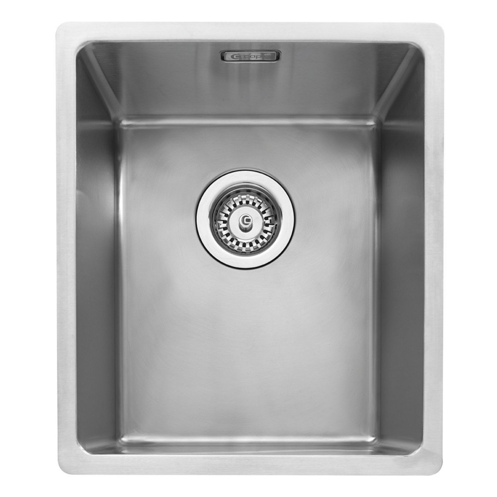 Image of Caple MODE034 Mode 34 Single Bowl Sink - STAINLESS STEEL