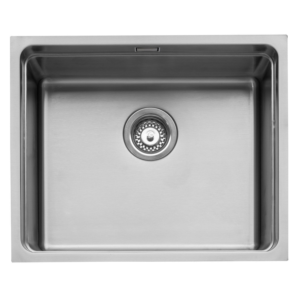 Image of Caple AXL50 Axle 50 Single Bowl Sink - STAINLESS STEEL