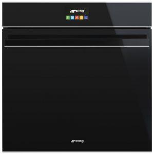 Smeg SFP6604NXE Dolce Stil Novo Pyrolytic Multifunction Single Oven – BLACK