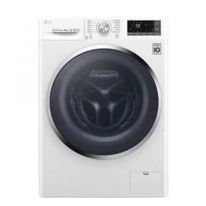 LG FH4U2JCN2 10kg Direct Drive Turbowash Washing Machine 1400rpm – WHITE