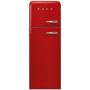 Smeg FAB30LRD3UK Retro Fridge Freezer Left Hand Hinge – RED