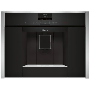 Neff C17KS61H0 Fully Automatic Built In Coffee Centre – STAINLESS STEEL