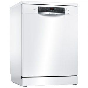 Bosch SMS46MW03G 60cm Serie 4 Freestanding Dishwasher – WHITE