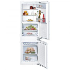 Neff KI8865D30 177cm Integrated 60/40 Frost Free Fridge Freezer