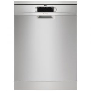 AEG FFB53940ZM 60cm Freestanding Dishwasher – STAINLESS STEEL