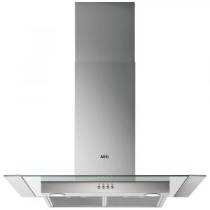 AEG DTB3652M 60cm Chimney Hood – STAINLESS STEEL